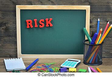 risiko, glose