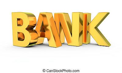 risk-free, bank