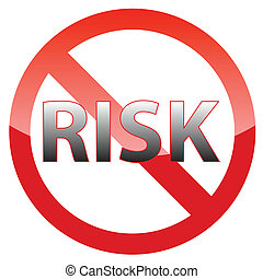 risk-free, garantía, icono