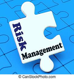 Risk Management Means Analyze Evaluate Avoid Crisis - Risk...