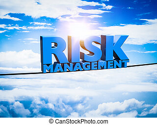 Risk Management - Risk management on the sky