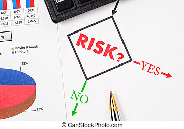 risk., planification, business