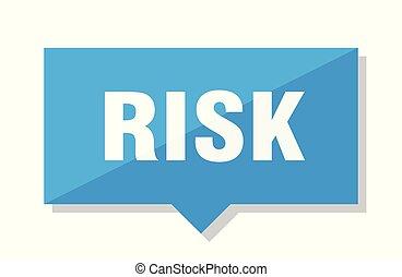 risk price tag