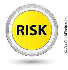 Risk prime yellow round button