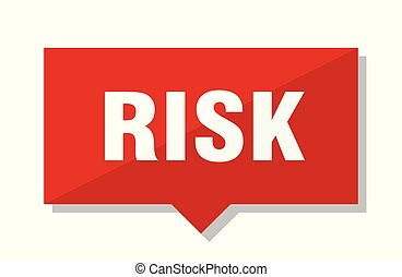 risk red tag
