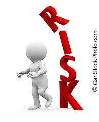 Risk - Taking a risk is sometimes dangerous