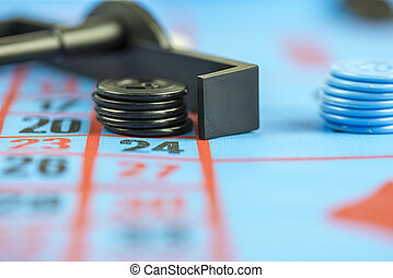 Risky gambling