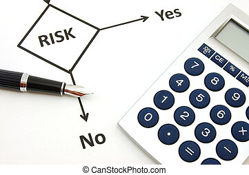 risky investment - risk management for business investment...