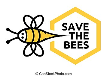 risparmiare, api, segno