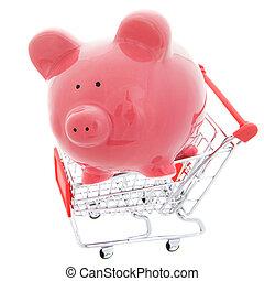 risparmiare, shopping