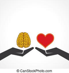 risparmiare, vita, e, conoscenza, concetto