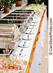 ristorazione, matrimonio