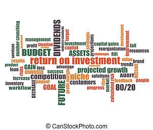 ritorno, investimento