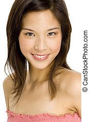 ritratto, asiatico