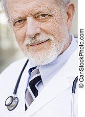 ritratto, dottore