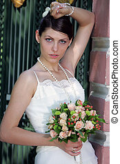 ritratto, sposa