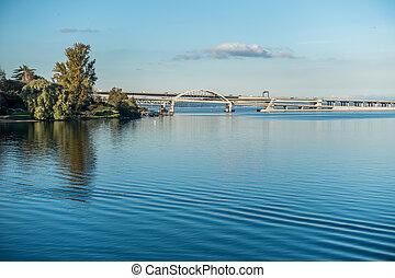 rivage, -, lac washington, 6