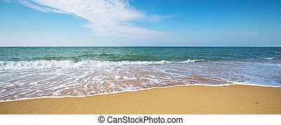 rivage, mer