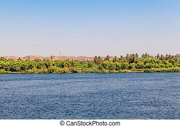river., ナイル, エジプト人