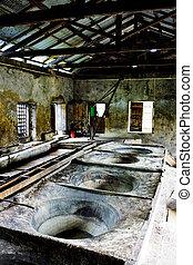 River Antoine Rum Distillery; Grenada