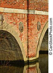 river bridge detail