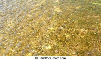 river., espace libre cristal