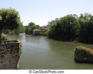 Comminges ; Midi-Pyrenees ; South of France