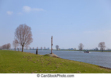 River in Holland