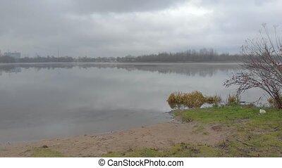 River Island Cloudy