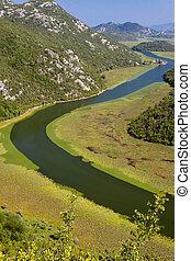 River, Montenegro