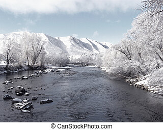 River of Snow