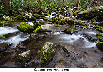River On The Roaring Fork