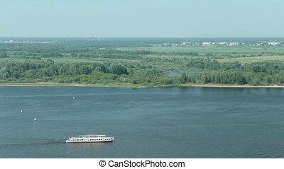 River touristic Boat