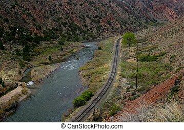 River & Tracks 4968