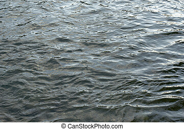 river water new - natural background of tranquil scene of...