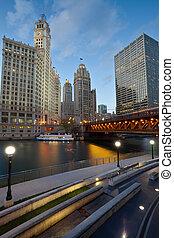 riverside., chicago