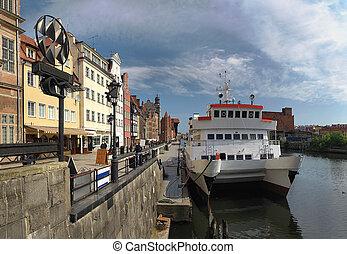 riverside, gdansk
