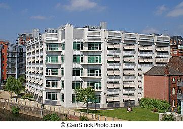 Riverside Office Block