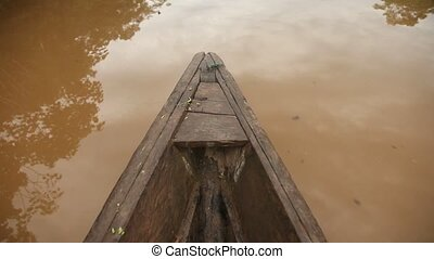 rivière amazone, expédition