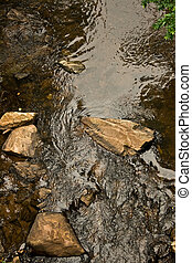 rivier, water