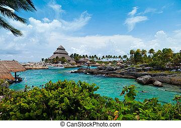 riviera,  Mayan, paradiso