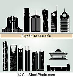 Riyadh V2 Landmarks