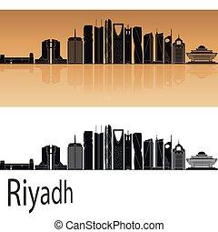 Riyadh V2 skyline
