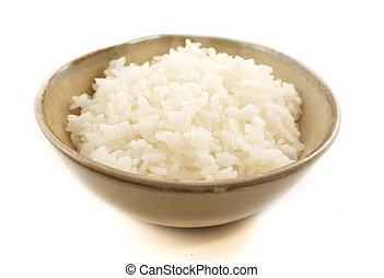 riz, bowl.