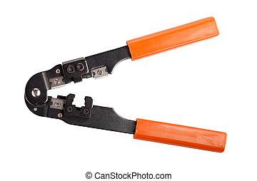 RJ45 Crimping Tool - RJ45 ethernet connector crimping tool...