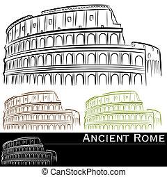 Rman Colosseum Set