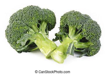 roślina, brokuł