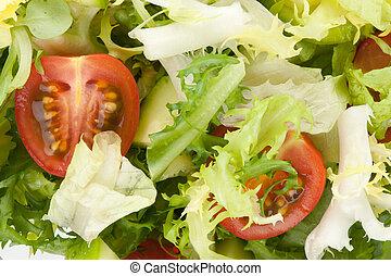 roślina, sałata