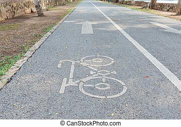 Road Bike detail