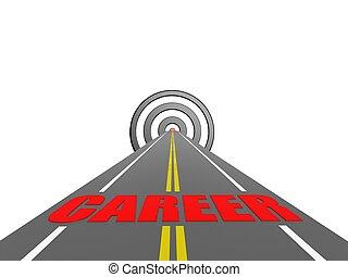 Road career